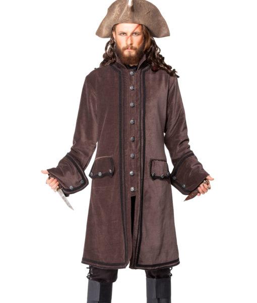 Calico Jack Coat 1