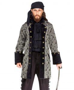 Captain Jan de Bouff Coat
