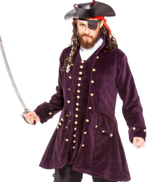 Captain Anstis Coat 1