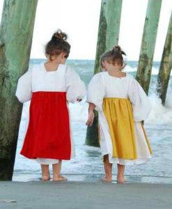 Child Chemise & Dress