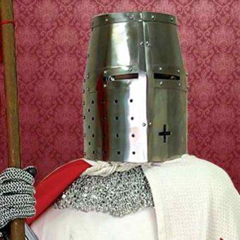 Crusader Helmet 2