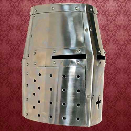 Crusader Helmet 1