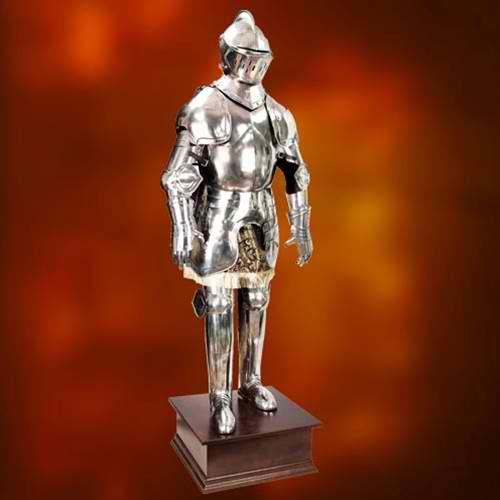 Duke of Burgundy Suit Of Armor 1