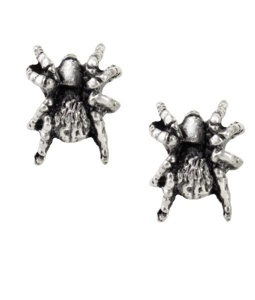 Black Widow Stud Earrings 1