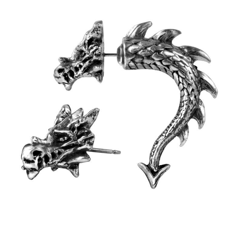 Tor Dragon Earring 1