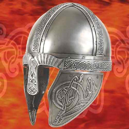 Embossed Viking Helmet 1