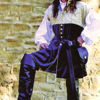 German Jerkin