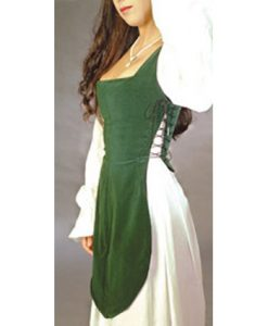 German Gown Inset