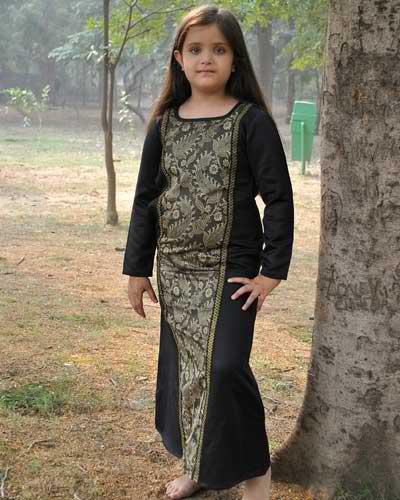 Girls Arabella Cotton Dress 1