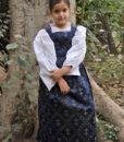 Girls Fleur de Lis Dress