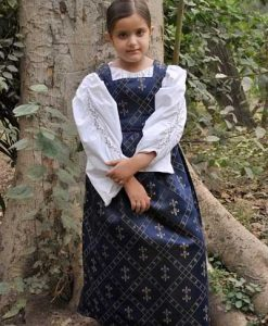 Girls Fleur de Lis Dress