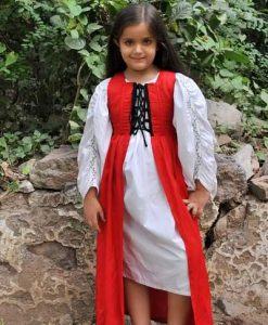Girls Fair Maiden Dress