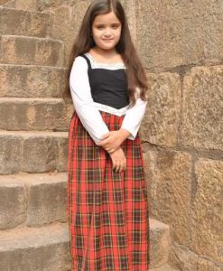 Girls Highland Dress