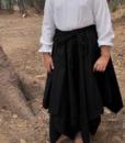 Girls Pirate Skirt