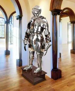 Gothic Suit of Armor