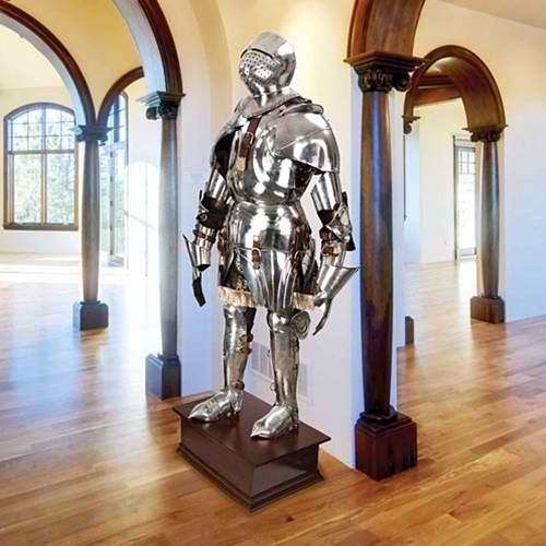 Gothic Suit of Armor 1