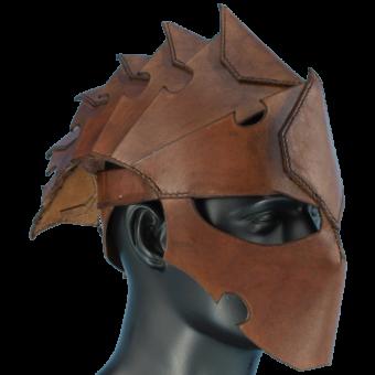 Assasins Leather Helmet