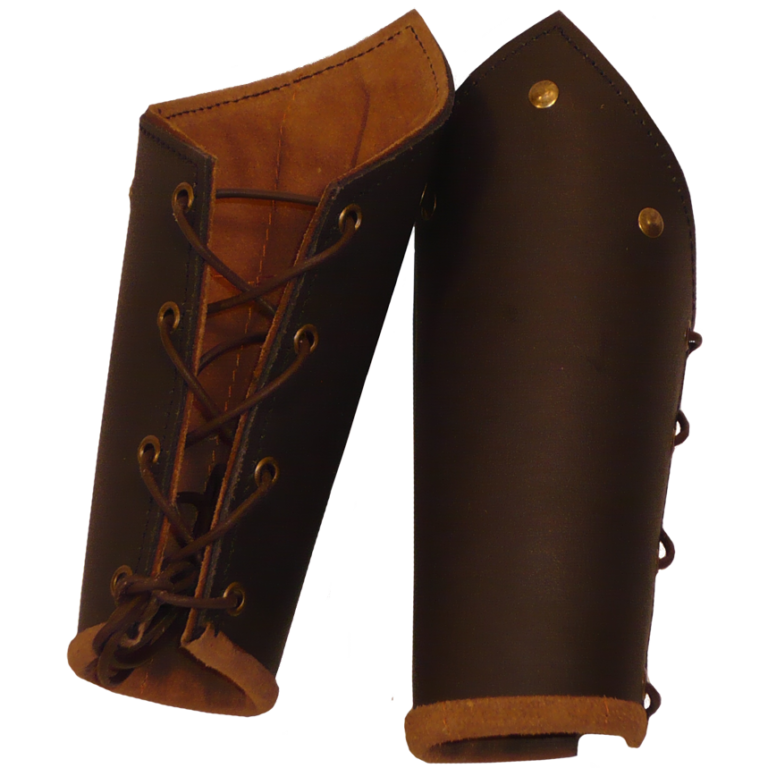 Knights Battle Arm Bracers 1