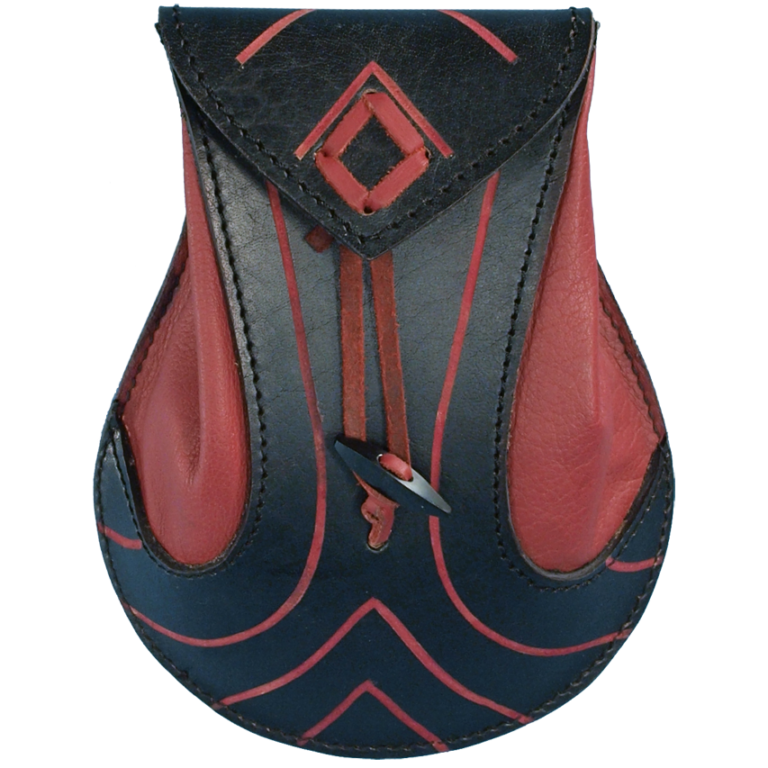 Elven Leather Pouch 1