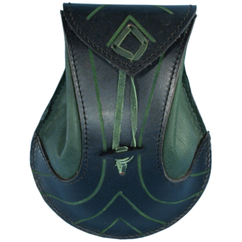 Elven Leather Pouch 2