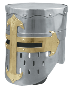 Knights Crusader Helm