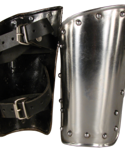 Steel Warrior Arm Bracers