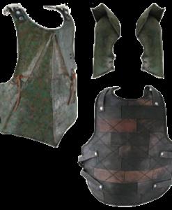 Ork Armour - Green Patina - Size Large