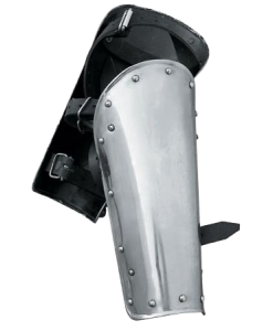 Steel Warrior Greaves