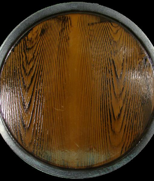 Round Wooden LARP Shield 1