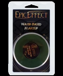 Epic Effect Water-Based Make Up - Dark Green