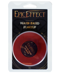 Epic Effect Water-Based Make Up - Bright Red