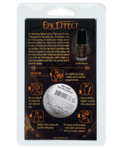 Epic Effect Water-Based Make Up - Brown