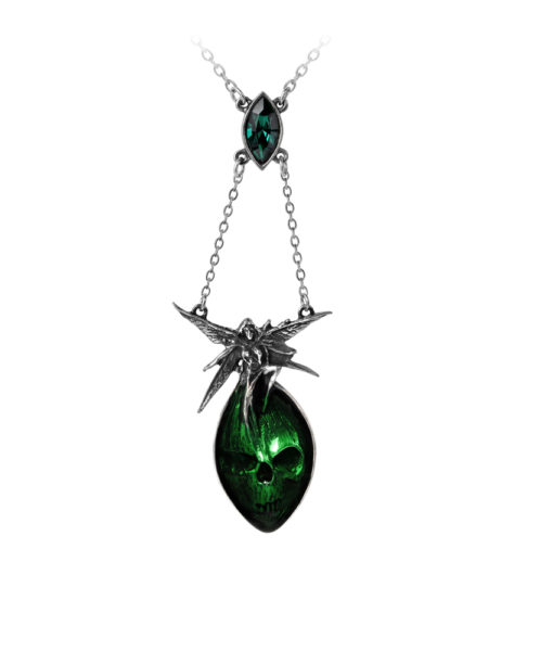 Absinthe Fairy Necklace 1