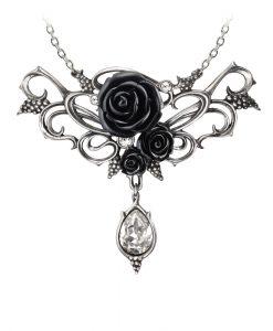 Bacchanal Rose Necklace