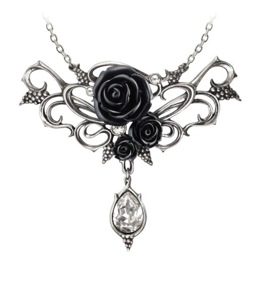 Bacchanal Rose Necklace 1