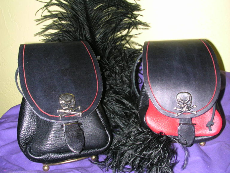 Large Pirate Pouch 1