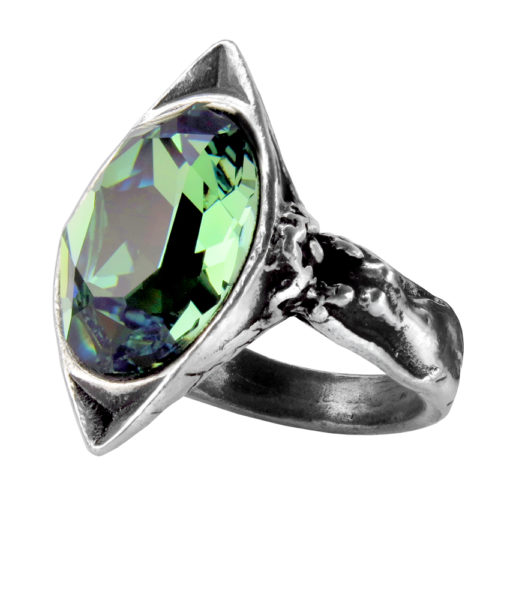 Absinthe Fairy Spirit Crystal Ring 1
