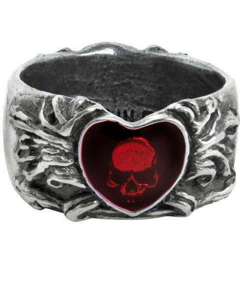 Broken Heart Ring 1