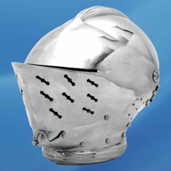 Tudor Close Helm