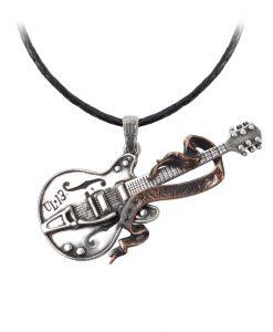 Steel Guitar Pendant