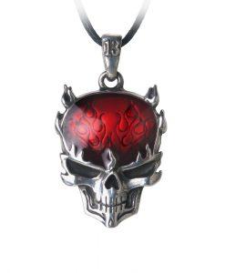 Flame-Brain Pendant