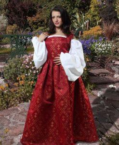 Fleur de Lis Dress