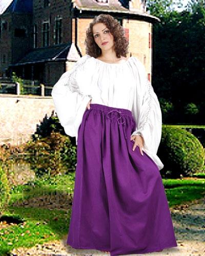 Eleanor Cotton Skirt 1