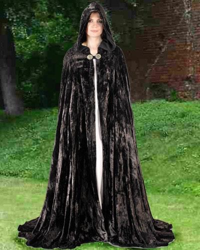 Midnight Fantasy Cloak 1