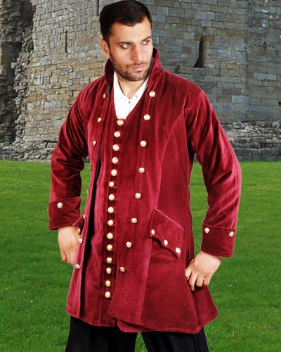 Captain England Coat 1
