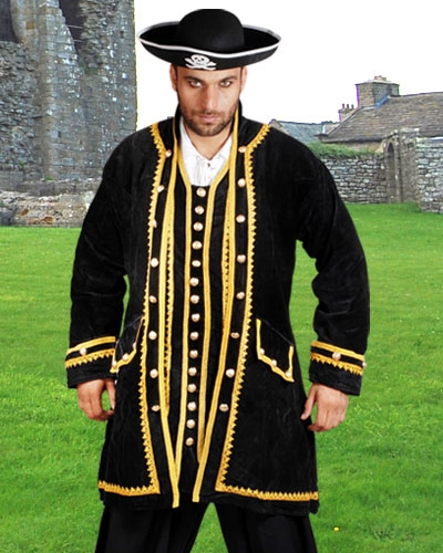 Captain Peter Coat 1