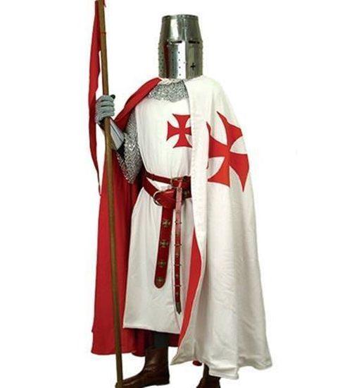 Templar Cape 1