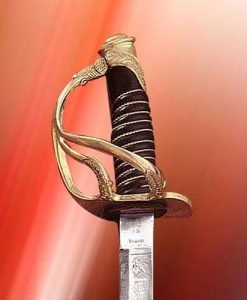 Model 1860 Cavalry Officer's Saber