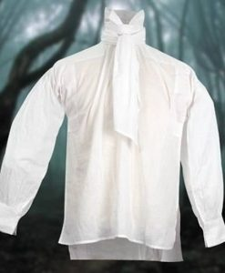 Clockwork Shirt With Cravat