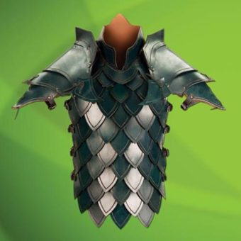 Green Elven Leather Armour